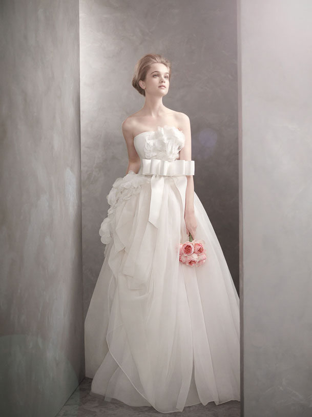 Top 10 Trendiest Gowns At David\'s Bridal