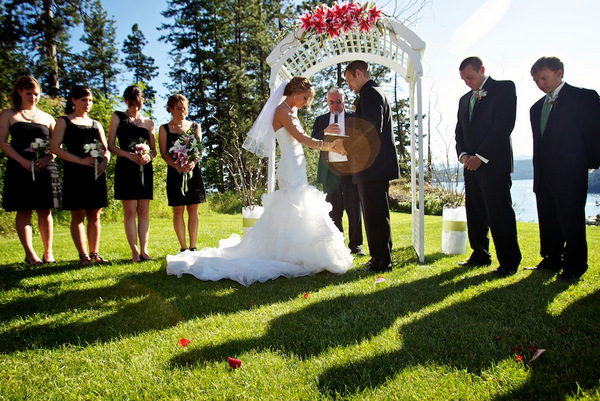 Spokane wedding photographer, Jerome Pollos