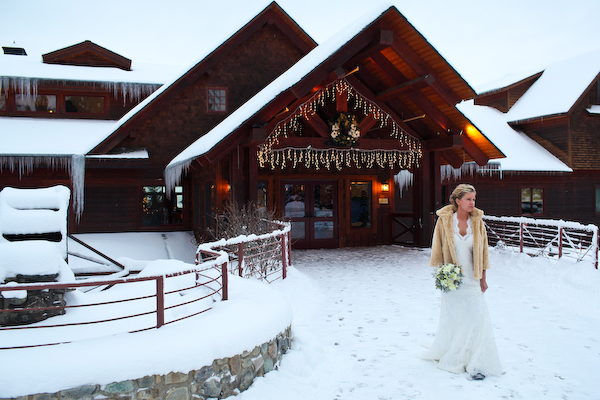Sandpoint Wedding Venue The Lodge At