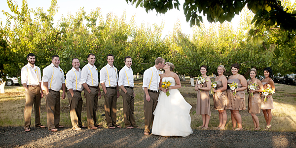 High Country Orchard Wedding By Ana Hopkins