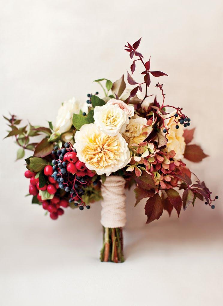 10 Unique Fall Bouquet Ideas