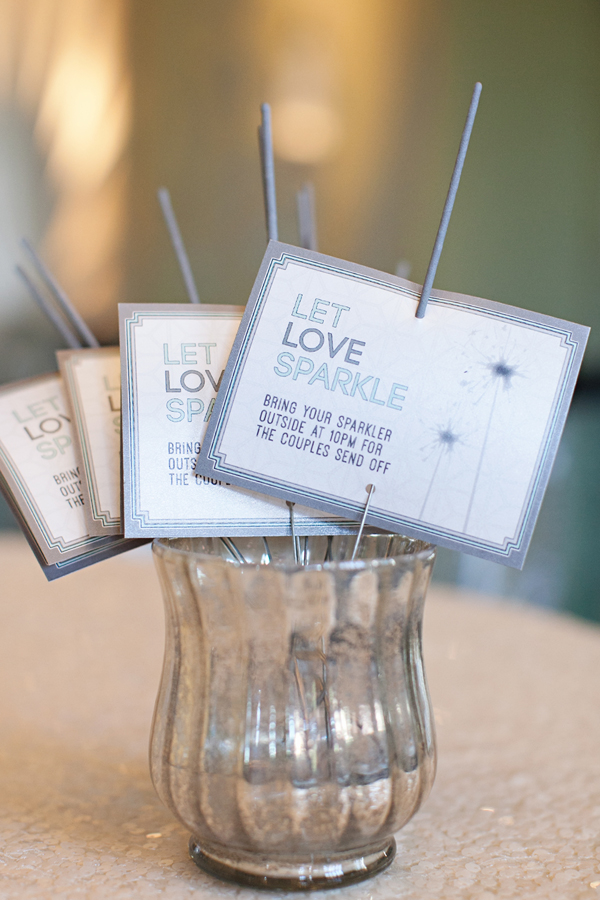 Let Love Sparkle wedding ideas! Read more http://applebrides.com/2013/11/07/let-love-sparkle-by-soiree-event-design-amber-glanville/