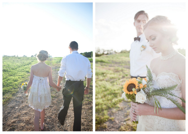 Elegant farm wedding ideas. See more http://applebrides.com/2013/11/12/sweet-tea-farm-shoot-by-dawn-joseph-photography/