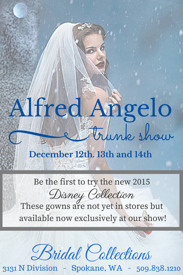 Alfred AngeloTrunk Show Apple