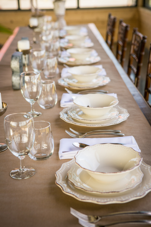 China Vintage Oxford Banquet