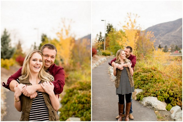Fall Engagement, Washington Engagement