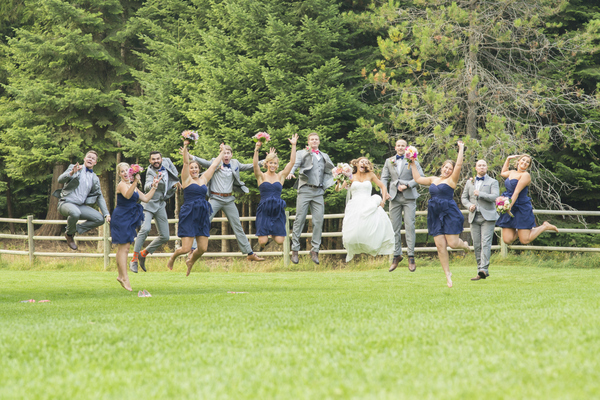 Quail Run Ranch Wedding