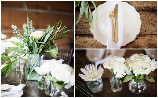 Intimate Formal Greenbluff Wedding With Rustic Touches