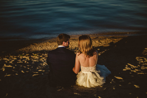 Intimate Sandpoint Elopement