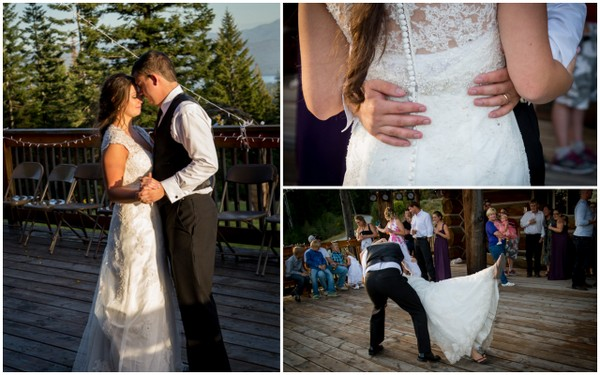 Cheery Sunflower Wedding In Sandpoint