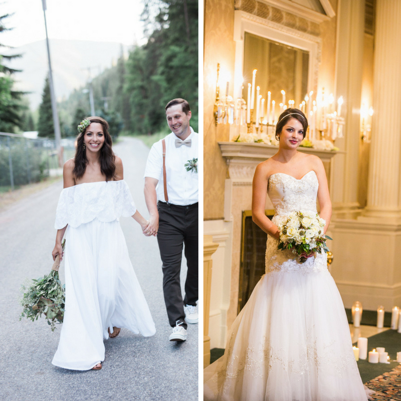 How To Decide On A Wedding Dress Style