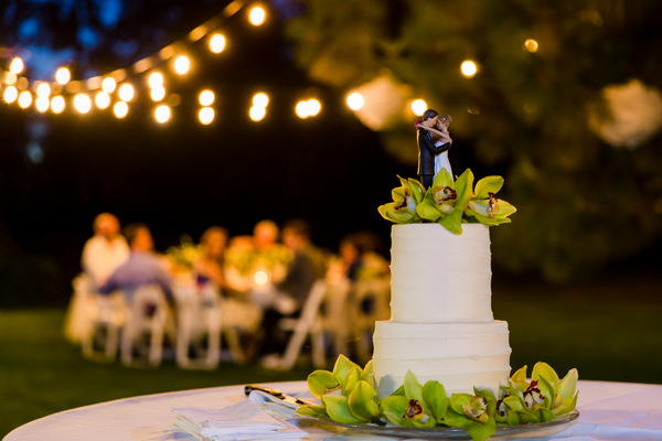 Intimate Backyard Wedding on Apple Brides by Jerome Pollos Photography