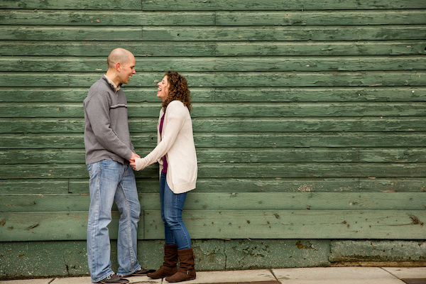 A North Idaho Engagement Filled With Sweet Everyday Moments