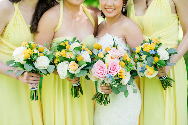 A Colorful Spring Wedding With A Traditional Thai Twist