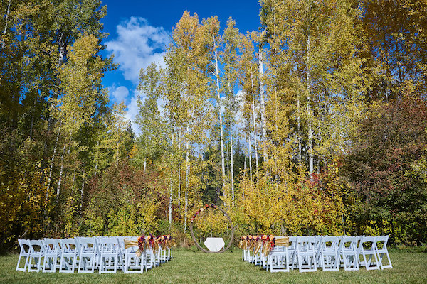 Colorful Boho Wedding In Leavenworth