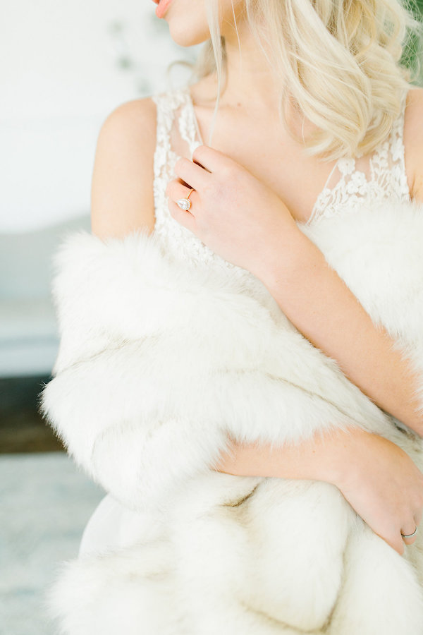 A Light + Airy Styled Shoot Dripping With Romance