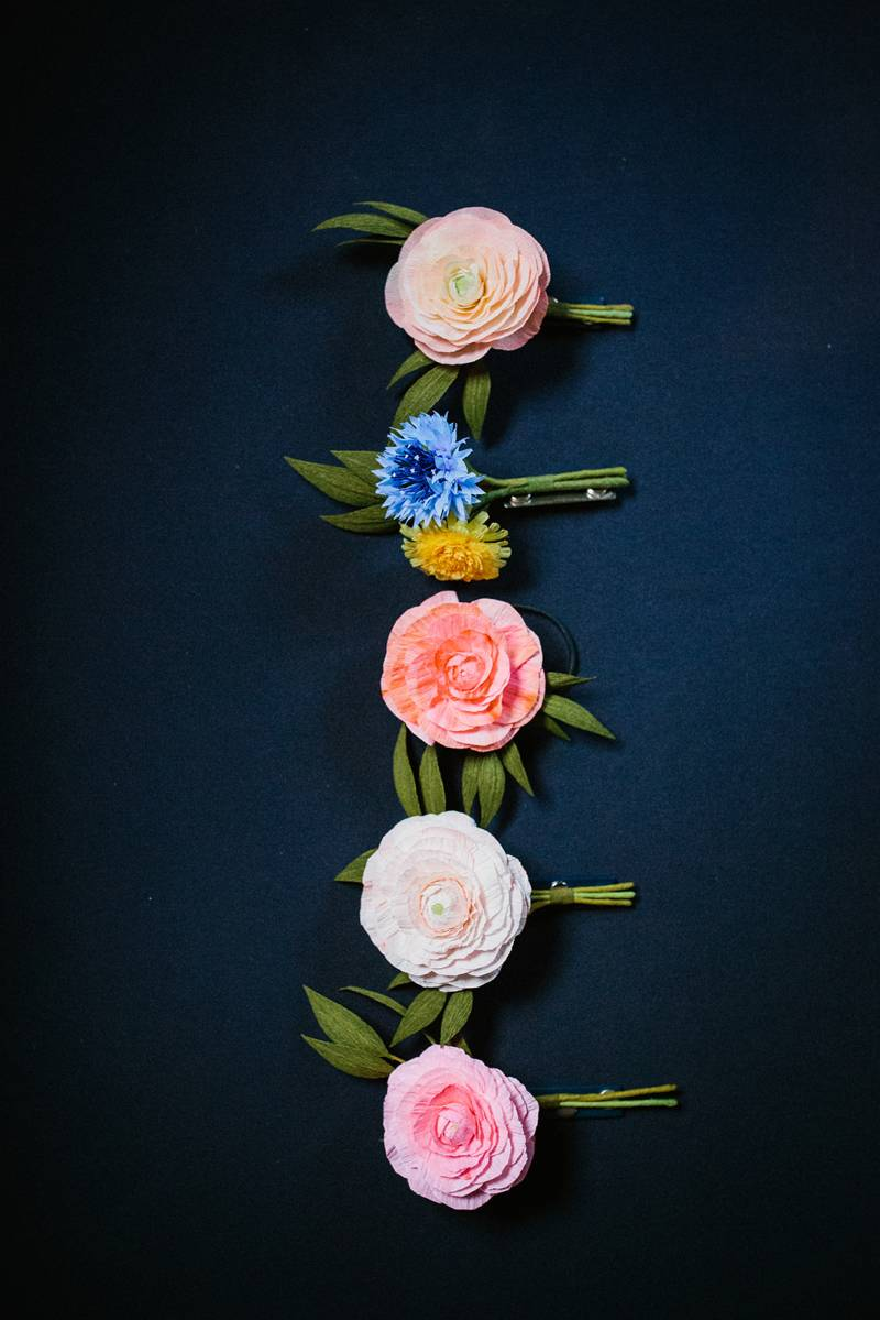 Fun + Colorful DIY Wedding in Yakima on Apple Brides