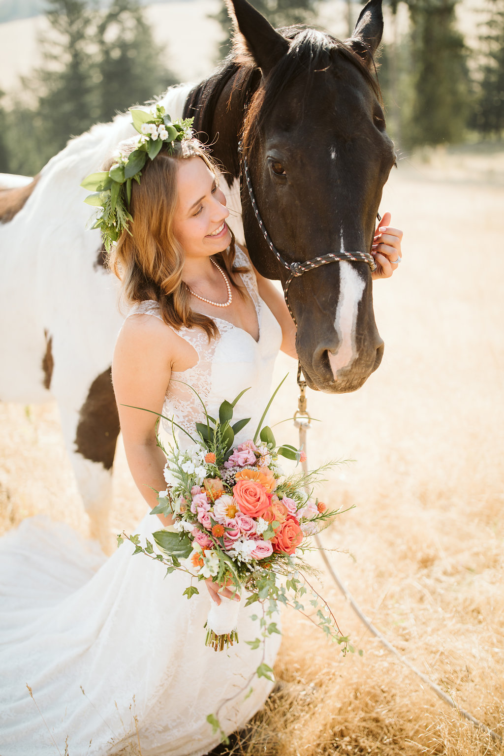 Stunning Sunrise Mountain Elopement on Apple Brides