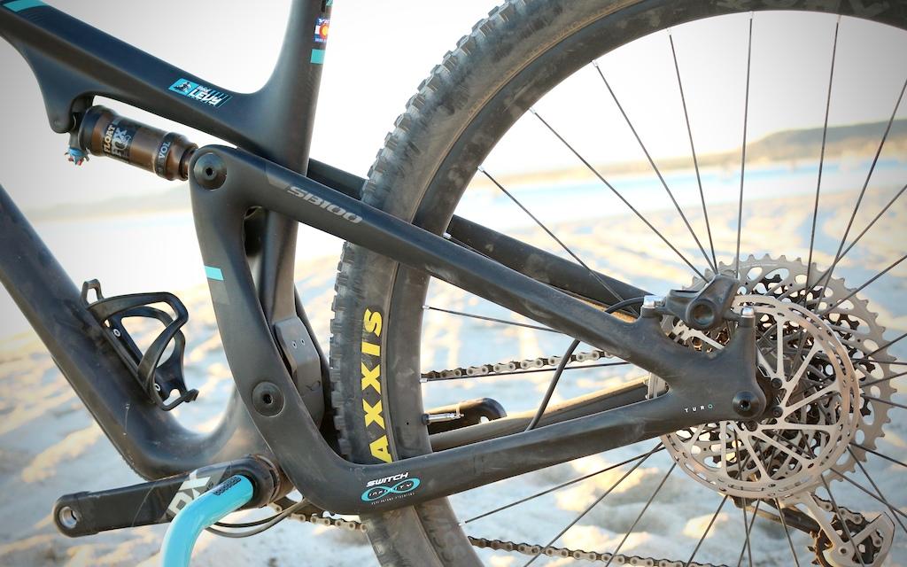 Yeti SB 100 - Mountain Bike Review   Canmore Mountain Biking