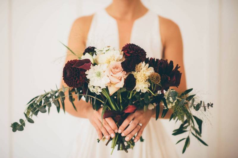 A bunch of Beautiful Flowers | The Wedding Standard