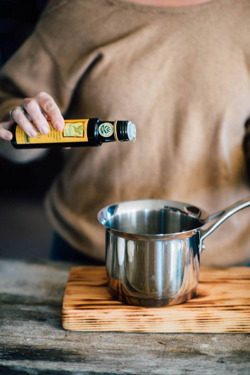Diy Lemon Infused Olive Oil Favor San Luis Obispo Diy Project