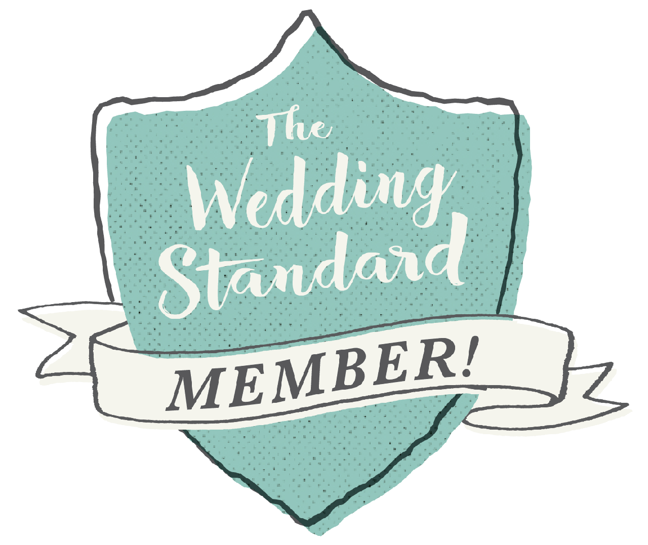 The Wedding Standard Member Logo
