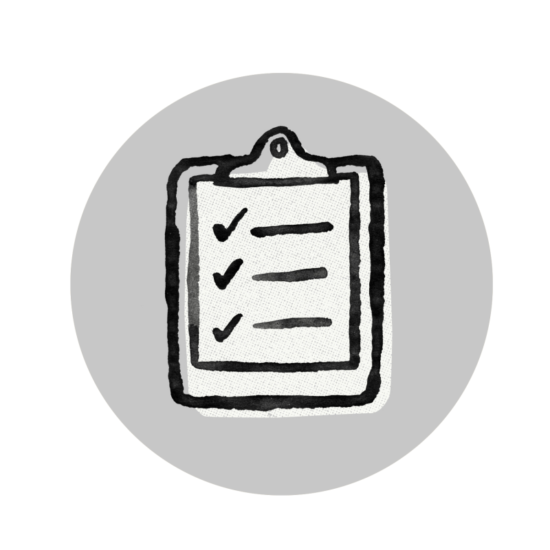 Wedding Planning List Icon | The Wedding Standard