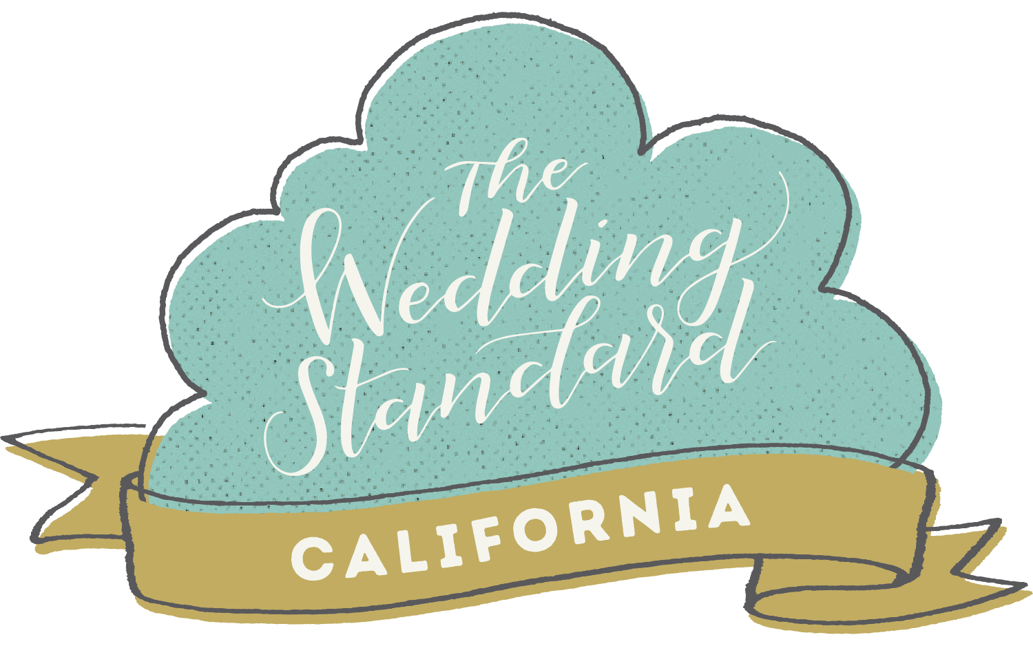 The Wedding Standard Coloured Logo