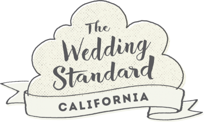 The Wedding Standard California Logo