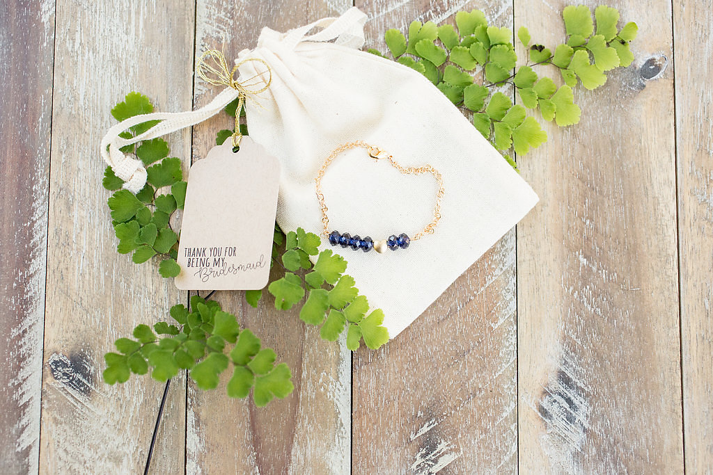 Handmade Bracelets for Bridesmaid | The Wedding Standard