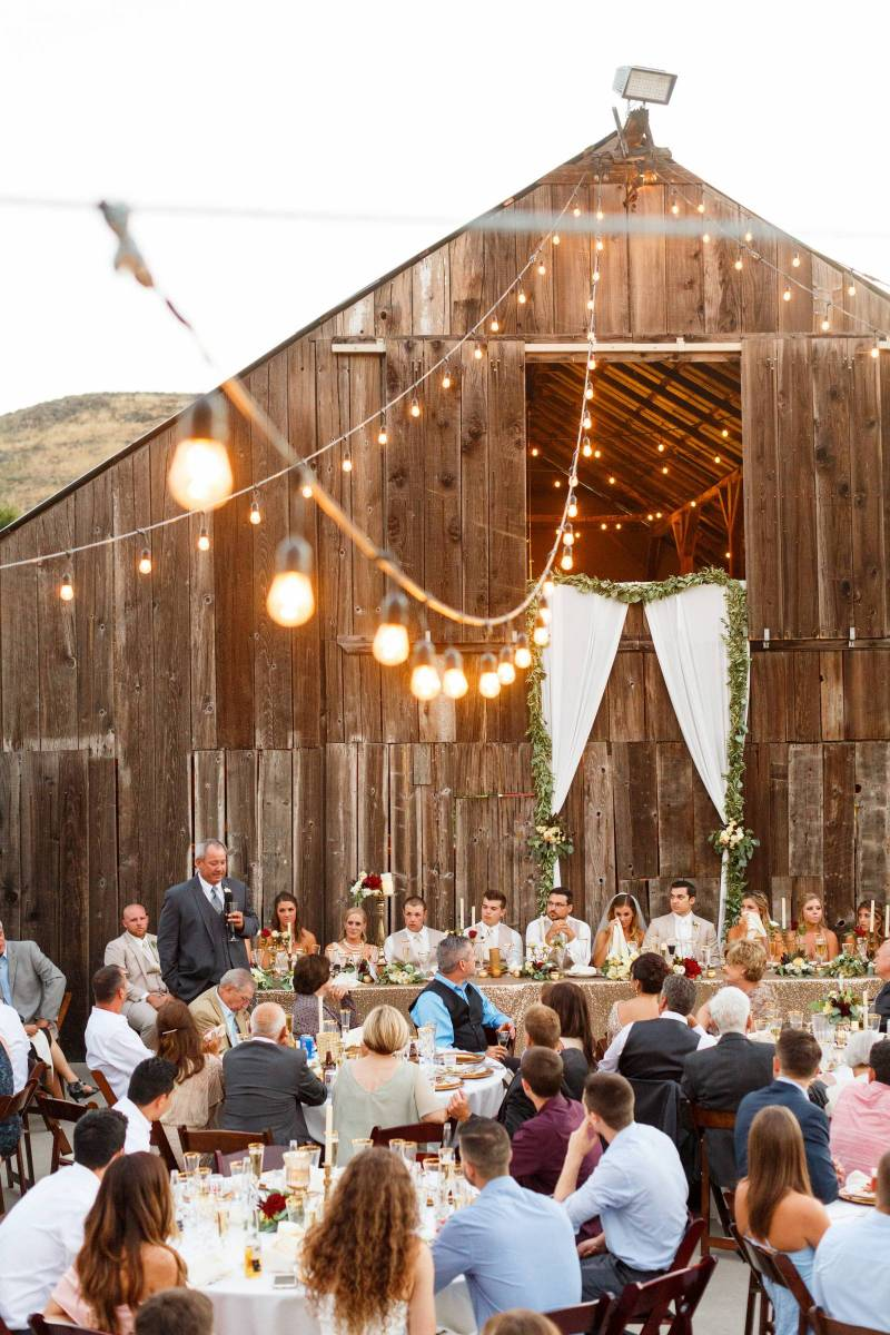 Higuera Ranch - Barn Wedding Venue | The Wedding Standard