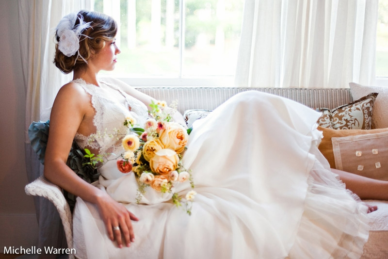 Bridal Shoot at Dana Powers House | The Wedding Standard