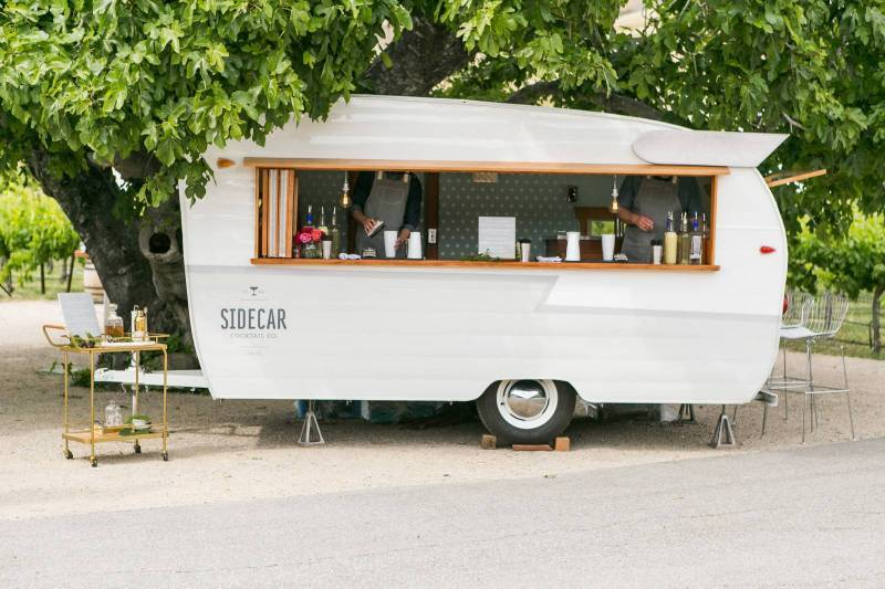 San Luis Obispo Food and Beverage Trucks for Wedding Reception | The Wedding Standard
