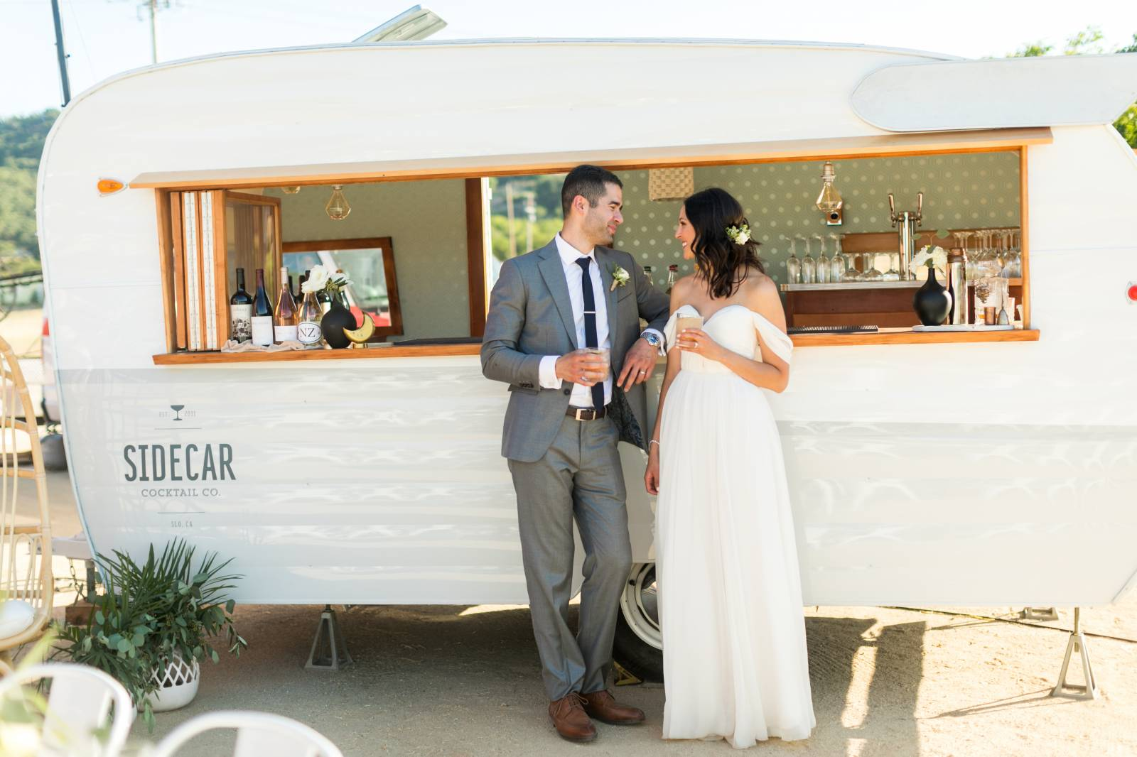 Sidecar - Amazing Dessert and Catering Trucks | The Wedding Standard