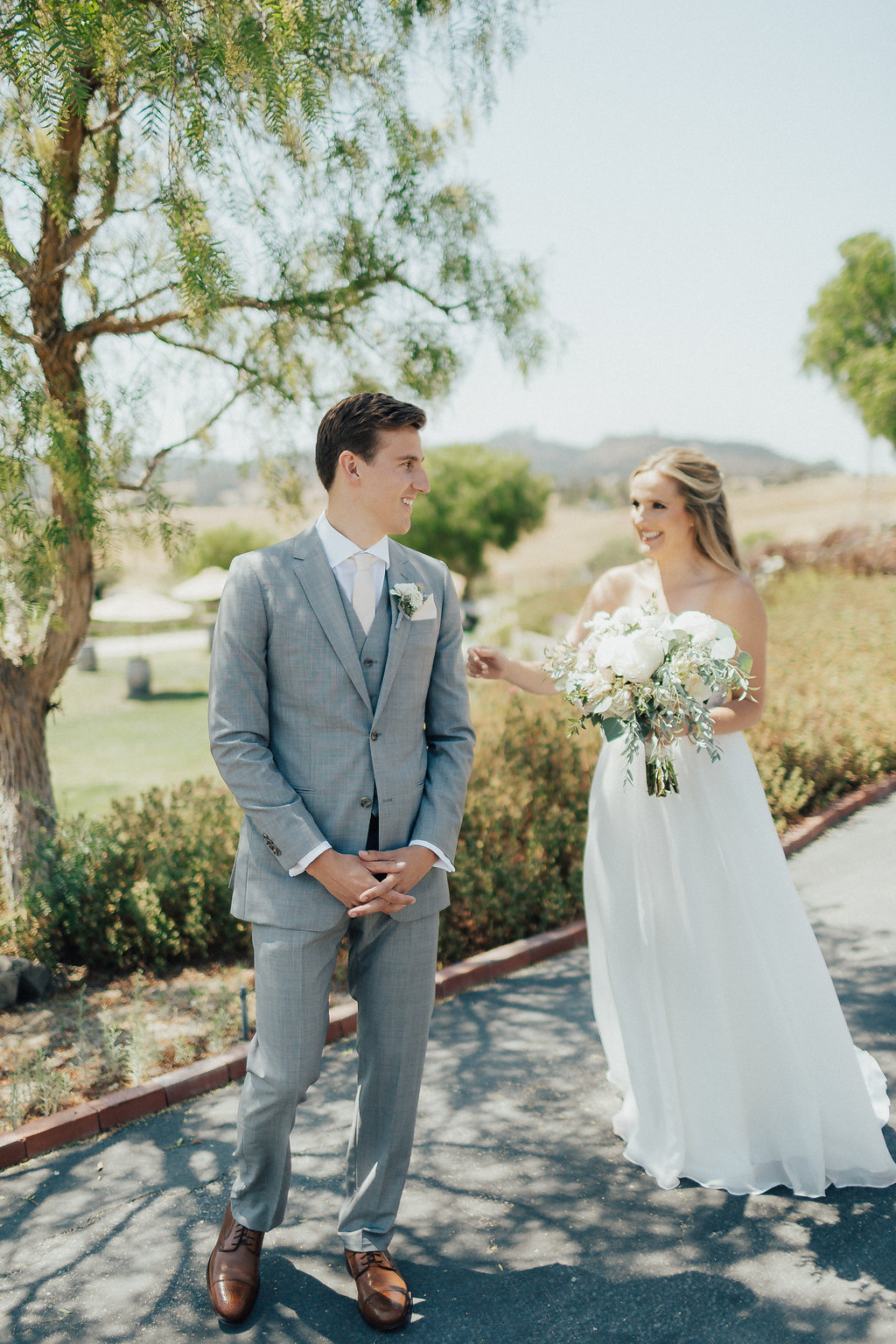 Happy Couple at their Wedding | The Wedding Standard