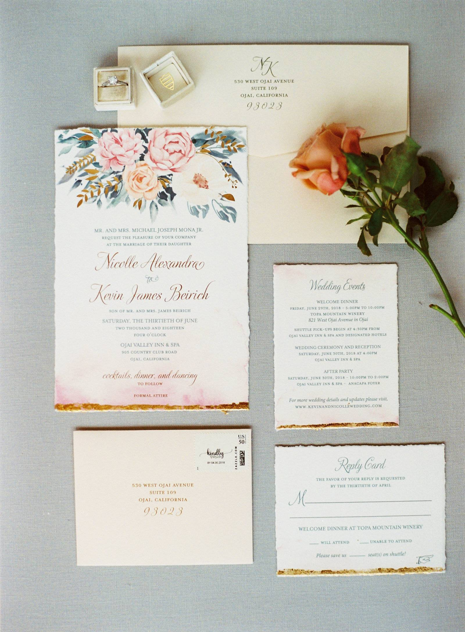 Samples of Wedding Cards | The Wedding Standard