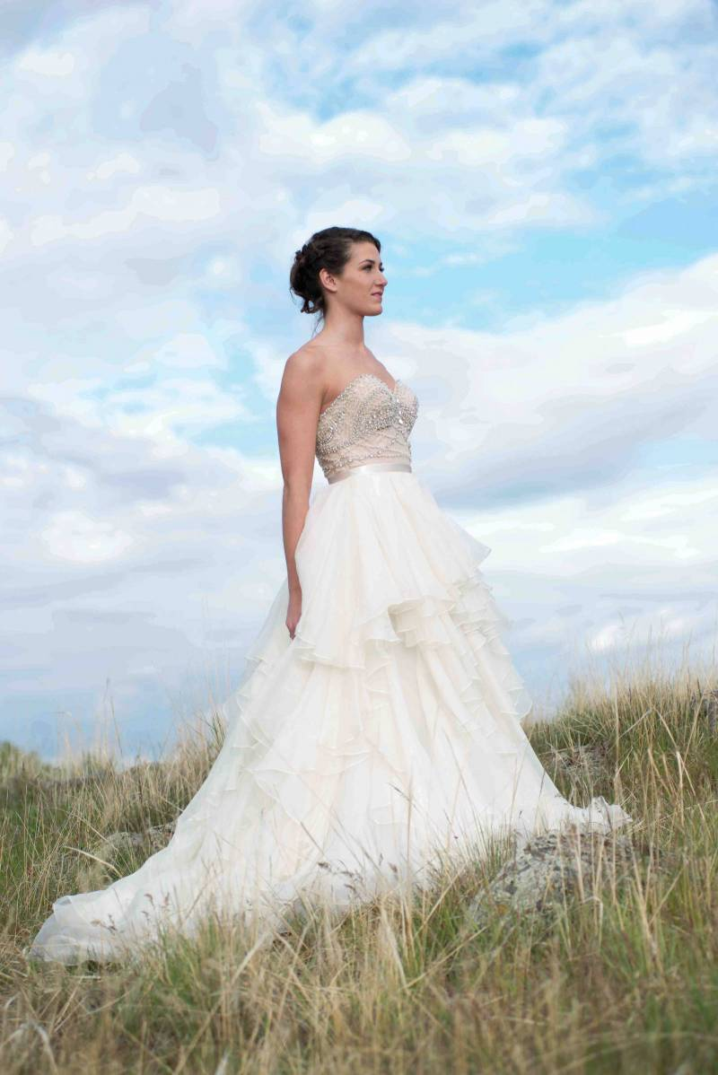 Dresses for your Mountain Wedding