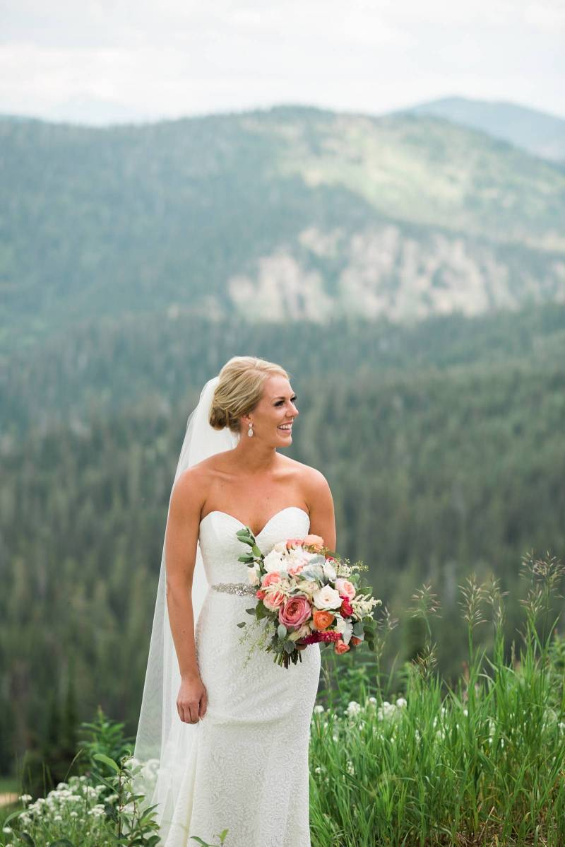 whitefish mountain resort wedding | whitefish wedding