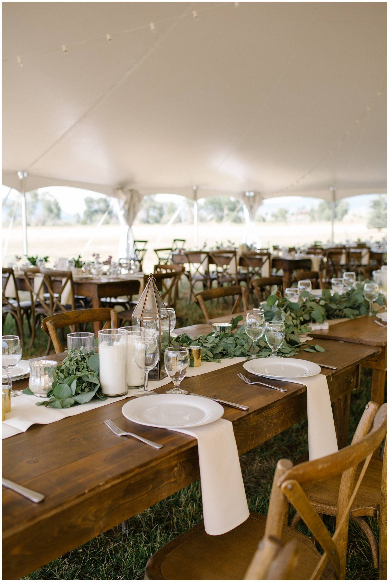 Yellowstone House Wedding // Maddie & Caleb