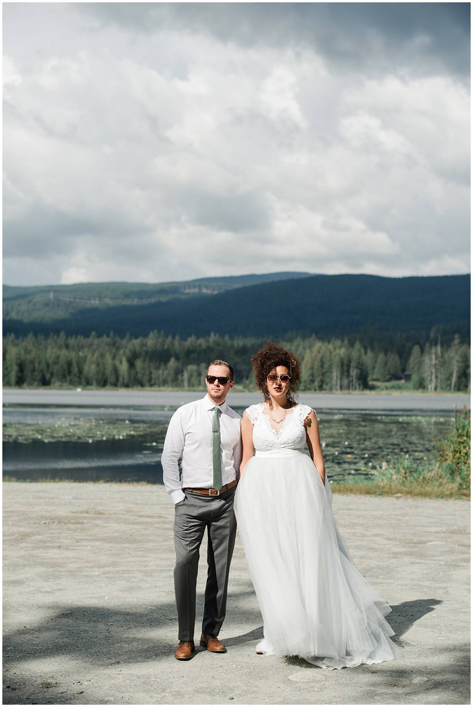 Backyard Farm Wedding In Maple Ridge Bc Real Wedding