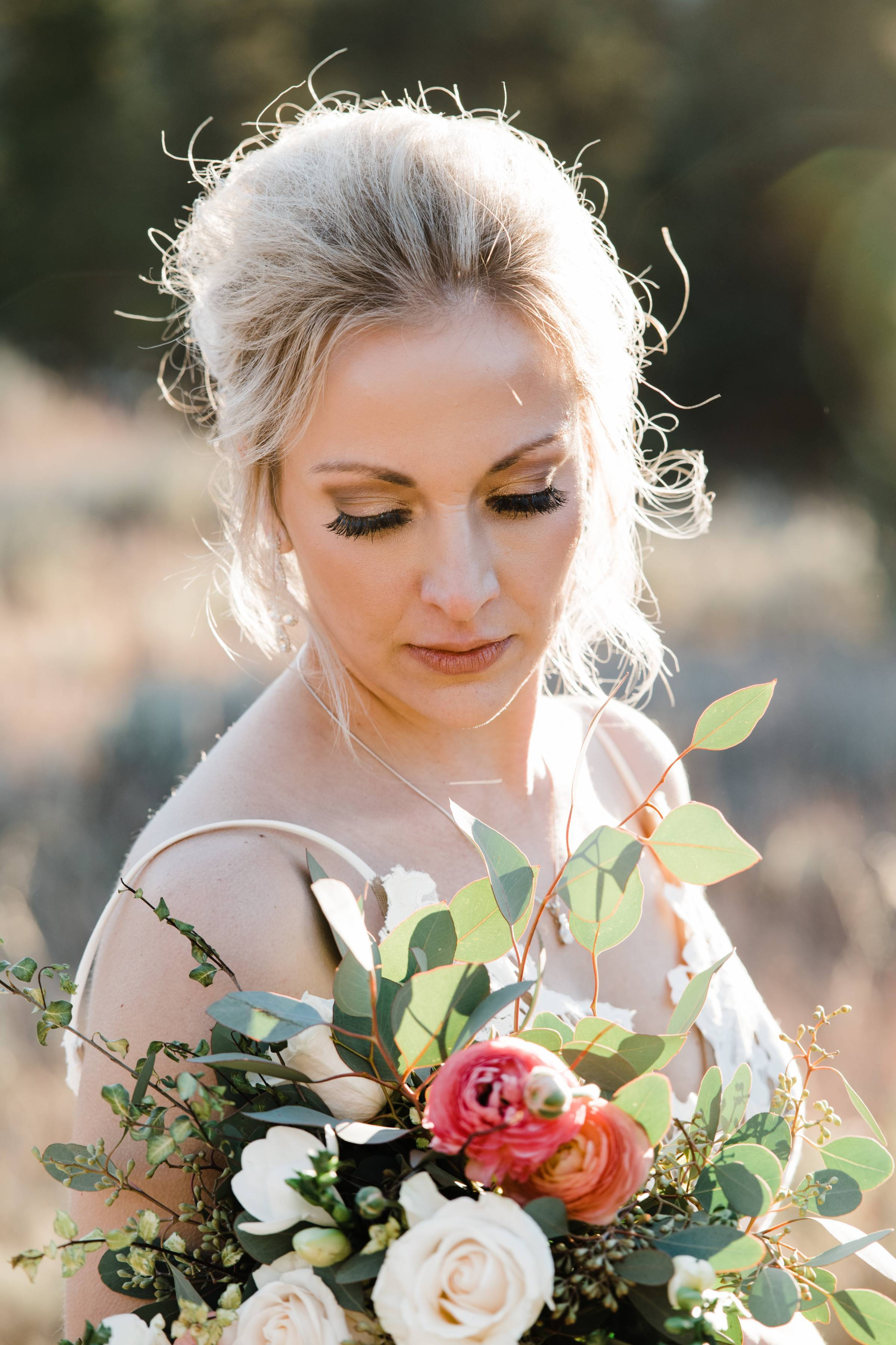 ethereal hair and makeup artistry | profile portfolio