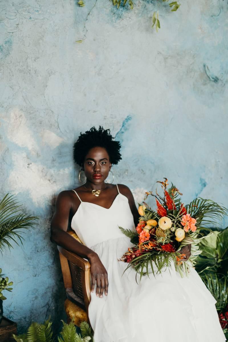 Cuban Inspired Wedding Dress Collection by Gretchen Dawley   Wedding ...