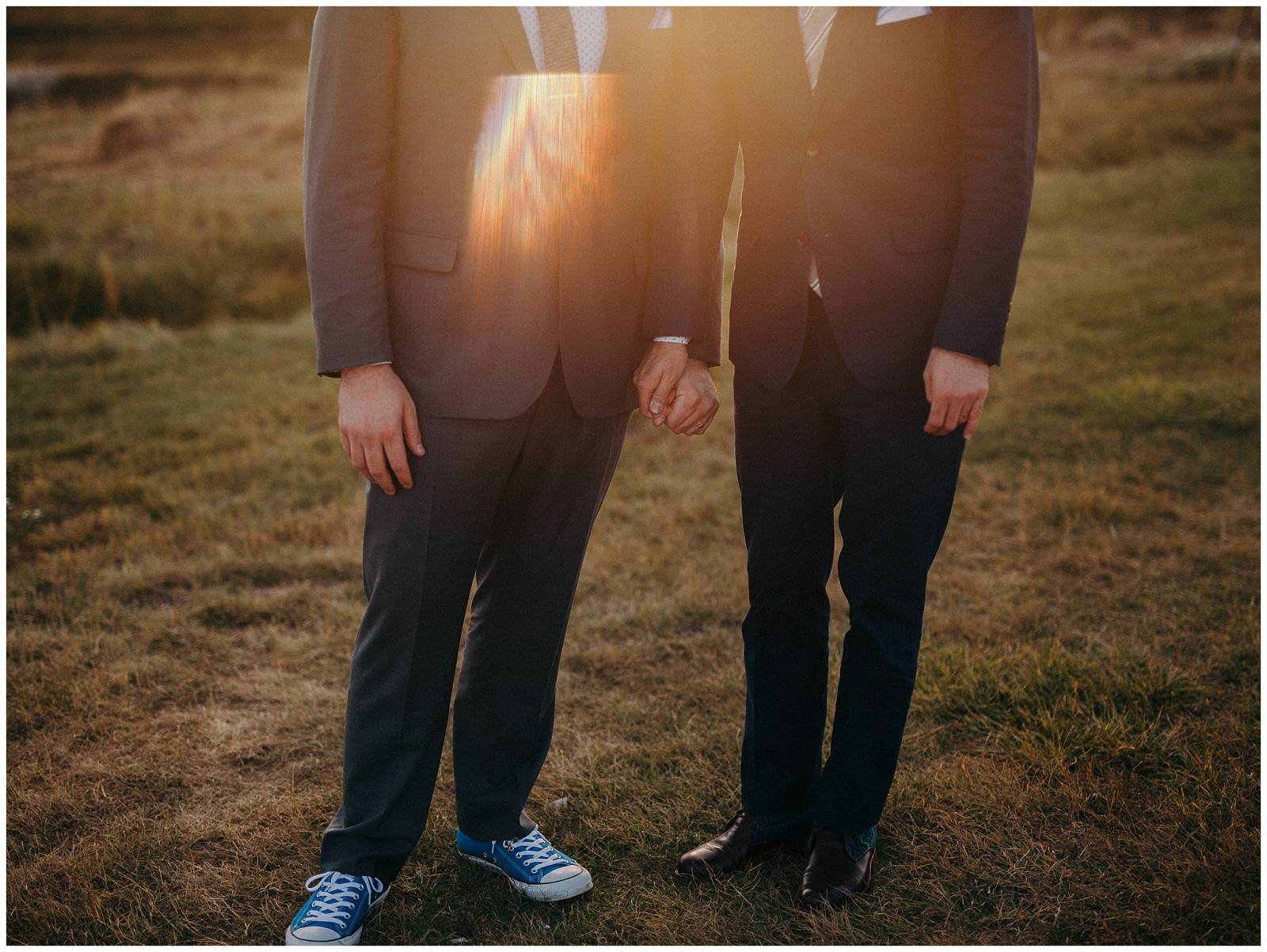 same sex wedding planned by root + gather events