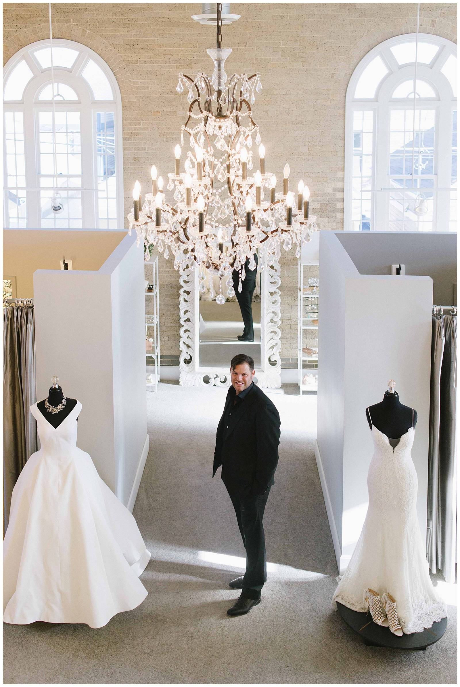Matthew Christopher | wedding dress designer | Little White Dress Bridal Shop