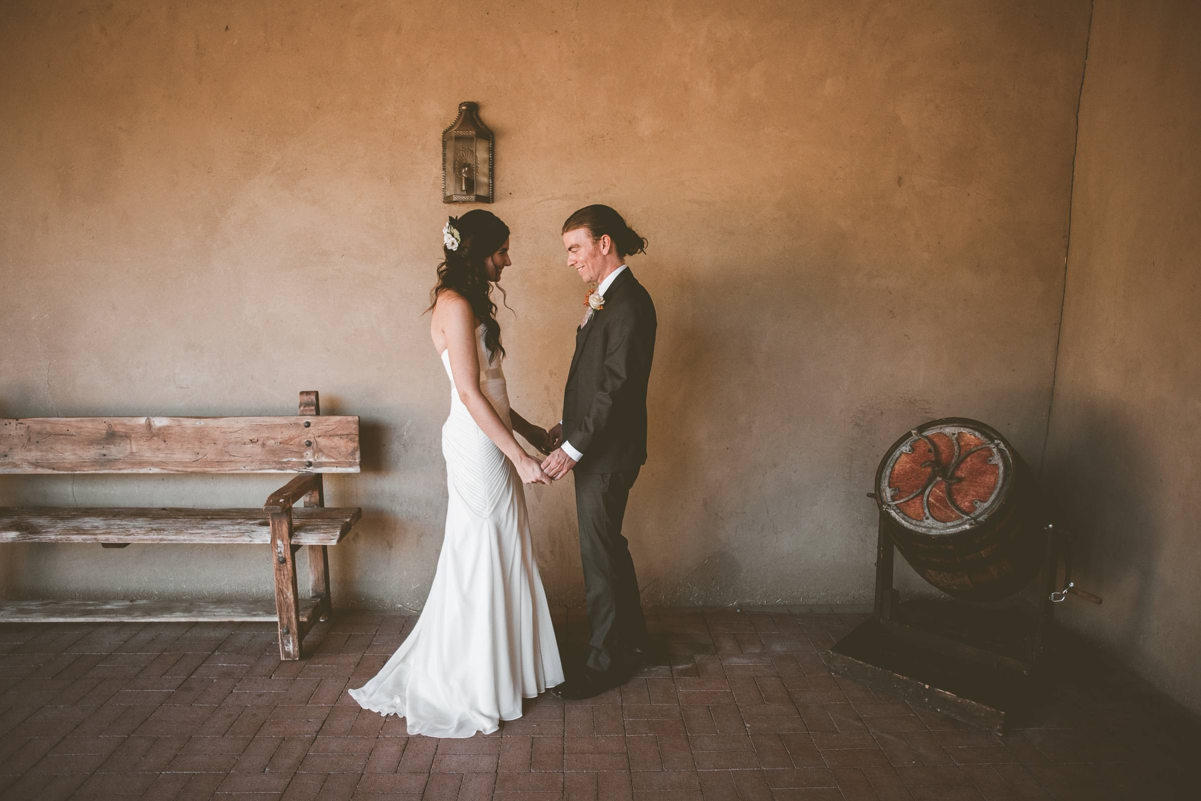 wedding captured by New Mexico photographer Ashley Joyce Photography