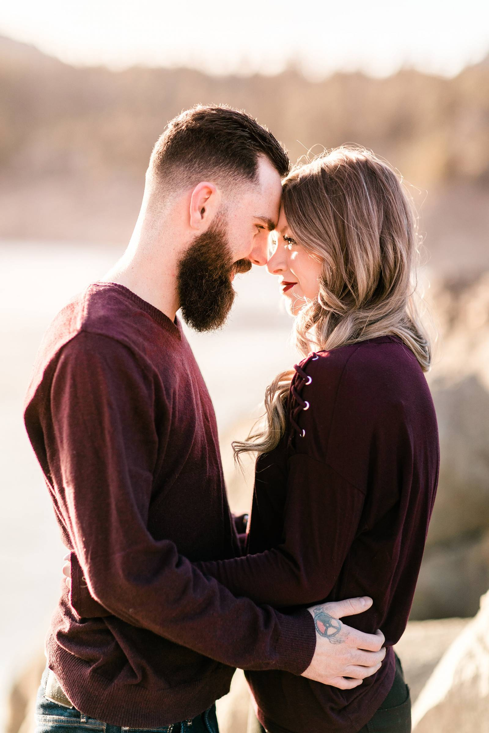 Gross Reservoir Engagement session with wedding photographer Jennifer Elle Photography | Colorado in