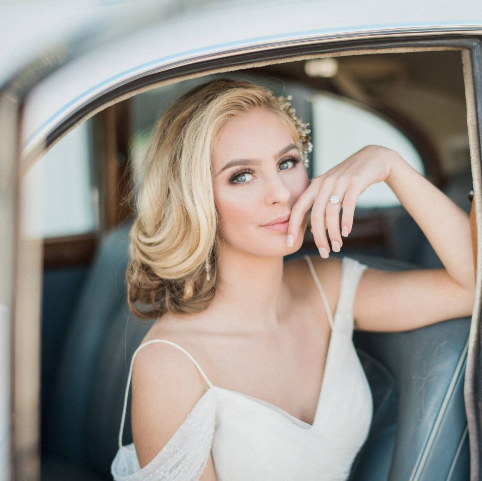 bozeman wedding hair and makeup