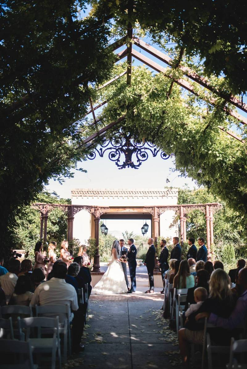 See More Albuquerque Weddings From Rmb And Discover New Mexico Blogs Vendors Venues