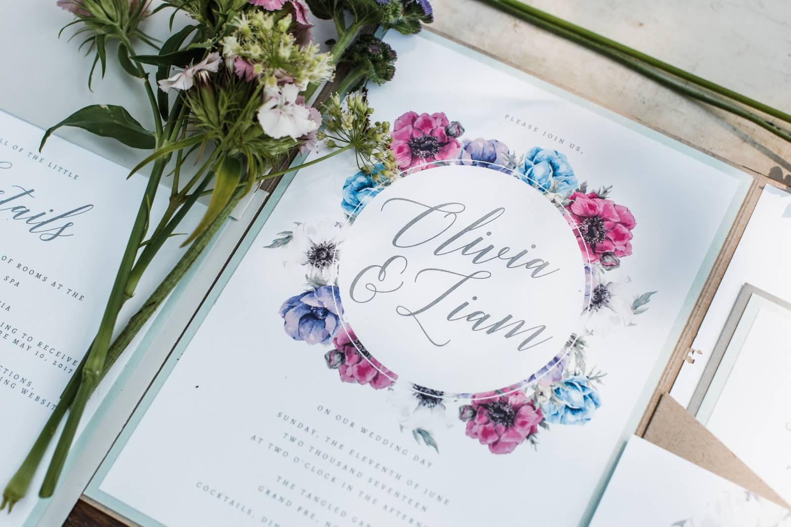 Tangled Garden Wedding Inspiration Shoot, Nova Scotia | Nova Scotia ...