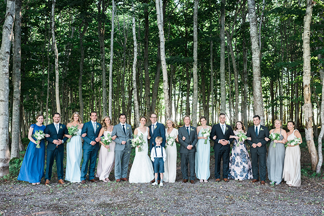 Tuscan Botanical Wedding In Prince Edward Island We Love Their Use Of Rosemary And Thyme Mixed With Lush Fls Shades White Cream Ivory